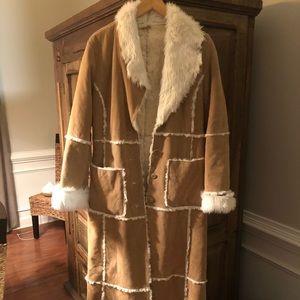 Wilson Leather Maxima Coat